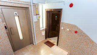 Zeezicht appartement te koop met ruime kamers in Lara Antalya, Interieur Foto-21