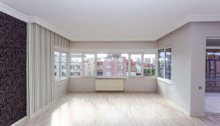 Zeezicht appartement te koop met ruime kamers in Lara Antalya, Interieur Foto-3
