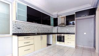 Zeezicht appartement te koop met ruime kamers in Lara Antalya, Interieur Foto-4