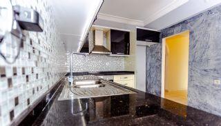 Zeezicht appartement te koop met ruime kamers in Lara Antalya, Interieur Foto-5