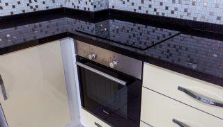 Zeezicht appartement te koop met ruime kamers in Lara Antalya, Interieur Foto-6