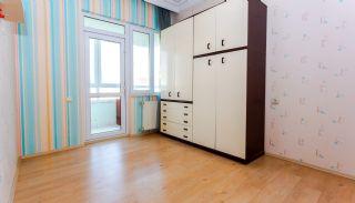 Zeezicht appartement te koop met ruime kamers in Lara Antalya, Interieur Foto-8