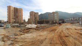 High-Quality Real Estate Close to the Sarısu Beach in Konyaaltı, Construction Photos-1