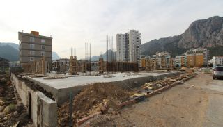 High-Quality Real Estate Close to the Sarısu Beach in Konyaaltı, Construction Photos-2