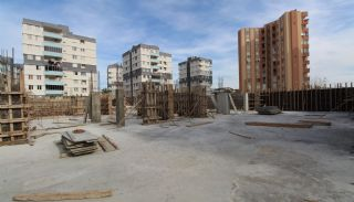 High-Quality Real Estate Close to the Sarısu Beach in Konyaaltı, Construction Photos-5