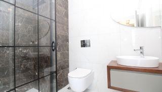 Hochwertige Maisonette Villen mit privatem Pool in Antalya Döşemealtı, Foto's Innenbereich-8