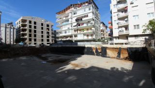 Immobiliers Situés Au Centre Près de Kaleiçi à Antalya,  Photos de Construction-1