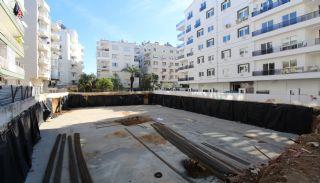 Centrally Located Properties Close to Kaleiçi in Antalya, Construction Photos-2