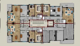 Immobiliers Situés Au Centre Près de Kaleiçi à Antalya, Projet Immobiliers-3