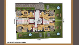 Appartements Haute Qualité à 200 M du Bord de Mer à Antalya, Projet Immobiliers-2