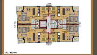 Appartements Haute Qualité à 200 M du Bord de Mer à Antalya, Projet Immobiliers-4