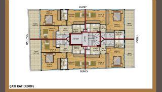 Appartements Haute Qualité à 200 M du Bord de Mer à Antalya, Projet Immobiliers-5