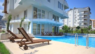 Bergblick Wohnung mit Mieteinnahmen in Konyaaltı, Antalya / Konyaalti