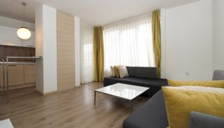Bergblick Wohnung mit Mieteinnahmen in Konyaaltı, Foto's Innenbereich-1
