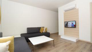 Bergblick Wohnung mit Mieteinnahmen in Konyaaltı, Foto's Innenbereich-3