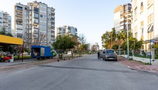 Fully-Furnished Property with Natural Gas and Heat Insulation in Lara, Antalya / Lara - video
