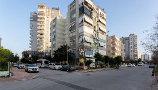 Fully-Furnished Property with Natural Gas and Heat Insulation in Lara, Antalya / Lara