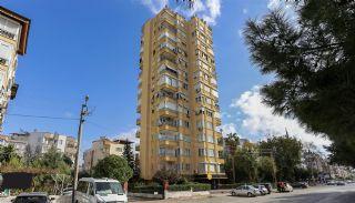 Bezugsfertige 3+1 Wohnung mit vier Fronten in Lara Antalya, Antalya / Lara