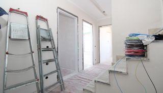 Maisonette Wohnungen in Gehweite zum Strand in Antalya, Foto's Bau-12