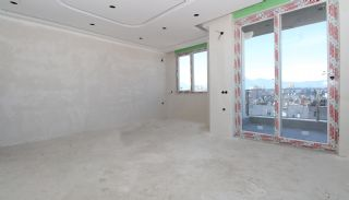 Maisonette Wohnungen in Gehweite zum Strand in Antalya, Foto's Bau-2
