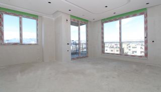 Duplex Apartments Within Walking Distance to the Beach in Antalya, Construction Photos-3