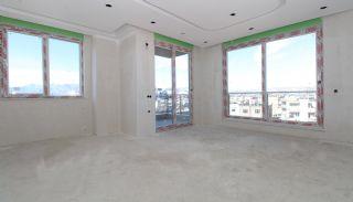 Maisonette Wohnungen in Gehweite zum Strand in Antalya, Foto's Bau-3