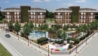 Brand New Apartments in a Central Location in Oba Alanya, Alanya / Oba