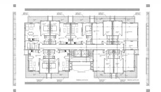 Brand New Apartments in a Central Location in Oba Alanya, Property Plans-1