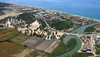 Land for Sale at Affordable Price in Investment Zone in Aksu, Antalya / Aksu