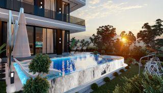 Fristående villa med havs- och bergsutsikt i Kargıcak Alanya, Alanya / Kargicak - video