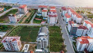 شقق عالية الجودة للبيع بالقرب من البحر في ألانيا, الانيا / كستيل - video