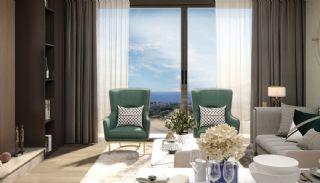 Элитная Недвижимость с Прекрасным Видом на Море в Алании, Фотографии комнат-1