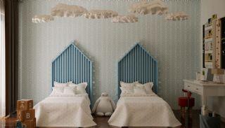 Элитная Недвижимость с Прекрасным Видом на Море в Алании, Фотографии комнат-6