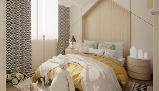 Maisonette Wohnungen mit Burg und Stadtblick in Alanya, Foto's Innenbereich-8