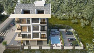 Nouvel Immobilier Dans le Centre d'Oba à Alanya, Alanya / Oba - video