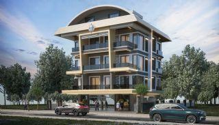 Nieuw gebouwde appartementen in het centrum van Oba, Alanya / Oba