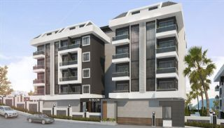 Brand New Apartments in Alanya Close to All Amenities, Alanya / Oba - video