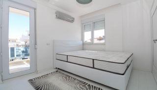 Speziell entworfene und möblierte Wohnung in Hurma Antalya, Foto's Innenbereich-13