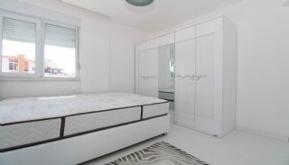 Speziell entworfene und möblierte Wohnung in Hurma Antalya, Foto's Innenbereich-14