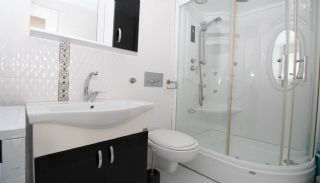 Speziell entworfene und möblierte Wohnung in Hurma Antalya, Foto's Innenbereich-15