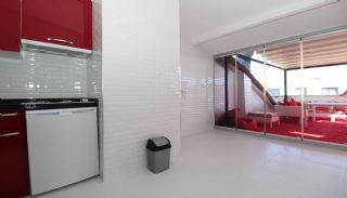 Speziell entworfene und möblierte Wohnung in Hurma Antalya, Foto's Innenbereich-19