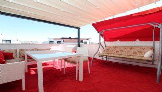 Speziell entworfene und möblierte Wohnung in Hurma Antalya, Foto's Innenbereich-20