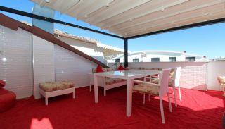 Speziell entworfene und möblierte Wohnung in Hurma Antalya, Foto's Innenbereich-21