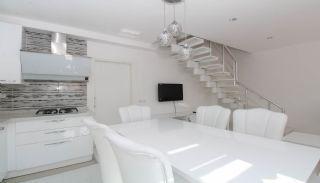 Speziell entworfene und möblierte Wohnung in Hurma Antalya, Foto's Innenbereich-5