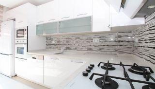 Speziell entworfene und möblierte Wohnung in Hurma Antalya, Foto's Innenbereich-6