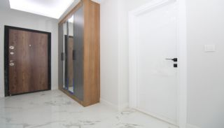 New Antalya Flats with a Separate Kitchen in Kızılarık, Interior Photos-15