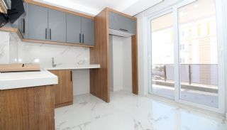 New Antalya Flats with a Separate Kitchen in Kızılarık, Interior Photos-4