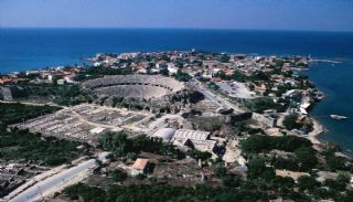 Investment Land Suitable for Hotel Construction in Side, Antalya / Side