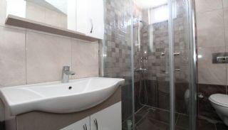 Ruim appartement met vloerverwarming in Antalya, Interieur Foto-10