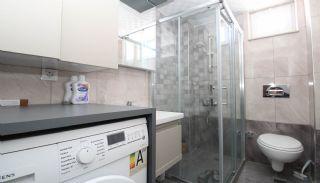 Ruim appartement met vloerverwarming in Antalya, Interieur Foto-13